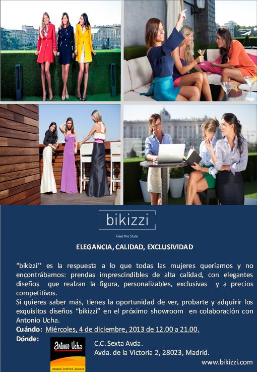 """Una colaboración con """"bikizzi"""""""